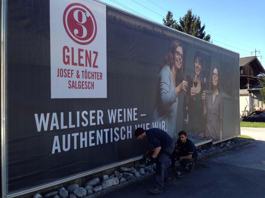 Glenz-Fassade